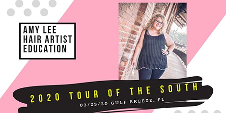 Sunlights Balayage with Amy Lee's Tour of the South - Gulf Breeze, FL tickets