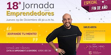 18° Jornada Para Emprendedores ¡Edición Especial! entradas