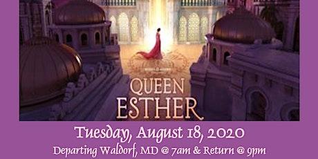 Sight & Sound Bus Trip: Queen Esther tickets