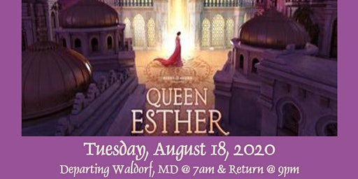 Sight & Sound Bus Trip: Queen Esther