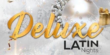 Deluxe Latin Nights 5th Edition- Estampida Gaitera  Agua Quina & Dj Charles boletos