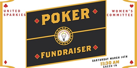 United Sparkies Inaugural Poker Tournament tickets