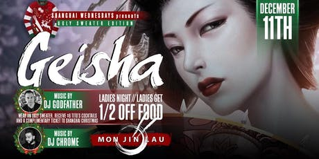 1/2 Off Food for Girls, Sushi too at Mon Jin Lau tickets