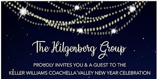 KELLER WILLIAMS HILGENBERG GROUP NEW YEAR CELEBRATION