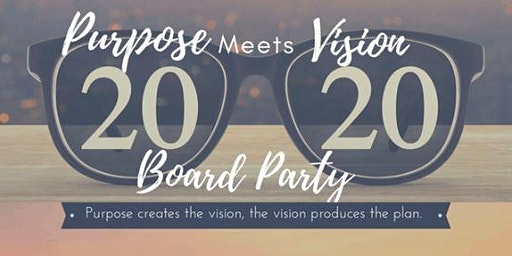 20/20 Vision Board Party