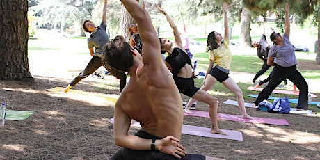 Sunday 3pm Donation Based Yoga Class Griffith Park, Lead by Gene Leonard tickets