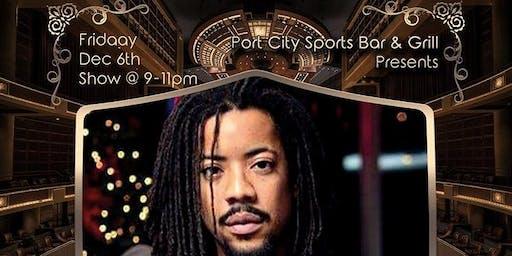 Phillip Bailey Moncrease Live at Port City