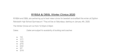 Dighton Rehoboth Winter Clinics tickets