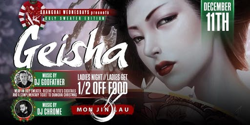 1/2 Off Food for Girls, Sushi Too at Mon Jin Lau