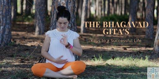 The Bhagavad Gita's Keys to a Successful Life