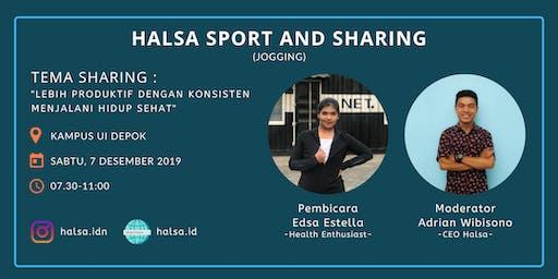 Halsa Sport and Sharing