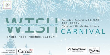 WISH Carnival: Wellness Improvement and Self Health tickets