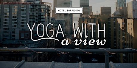 Yoga with a View at Hotel Sorrento tickets