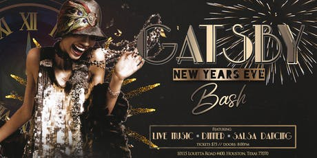 The Great Gatsby New Years Eve Bash! tickets