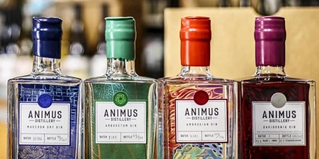 Animus Gin Masterclass tickets