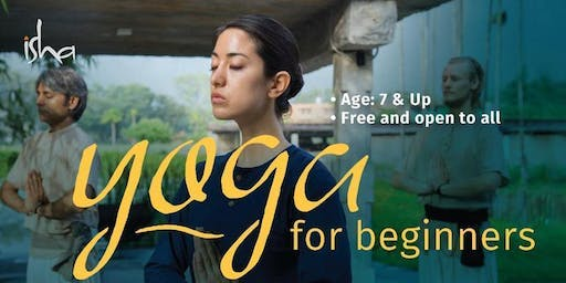 Yoga for Beginners - Free Class