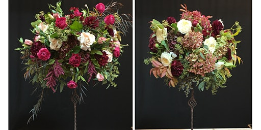 Two Centerpieces In A Day