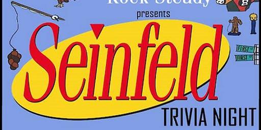 Seinfeld Trivia at Rock Steady