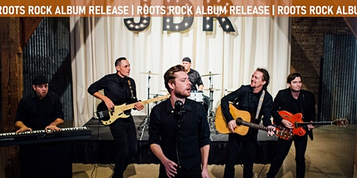 JDR & The Broadcast Album Release (Opener: Vinyl Pop)