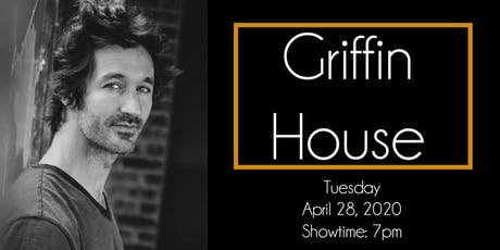 Griffin House at The 443 tickets