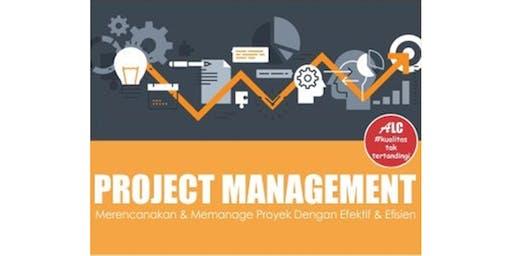 Public Training Project Management