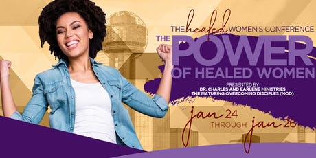 The Healed Women's Conference tickets
