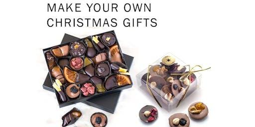Christmas Gifts Chocolate Class