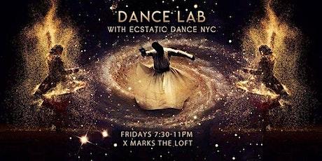 Dance Lab 132 :: MusiCollage ~ Ecstatic Dance tickets