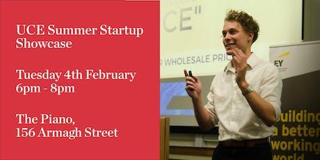 UCE Summer Startup Showcase tickets