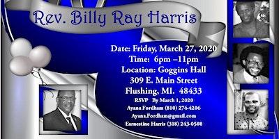 70th Birthday Celebration for Rev. Billy Ray Harris