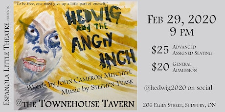 Hedwig and the Angry Inch - Saturday tickets