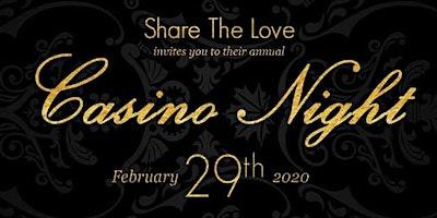 Share the Love Casino Charity Gala 2020