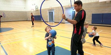 Essai gratuit Sportball à Vaudreuil billets