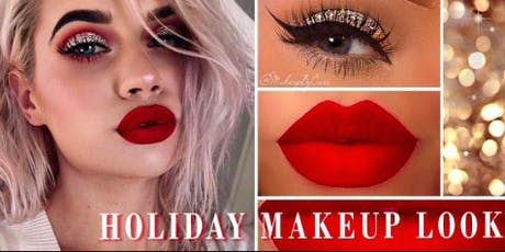 Live Demo: Winter Glam beauty look tickets