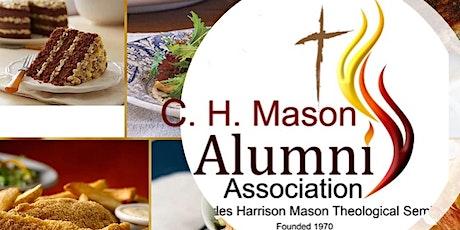 The C.H. Mason Alumni Association (Atlanta Chapter) Christmas Dinner tickets
