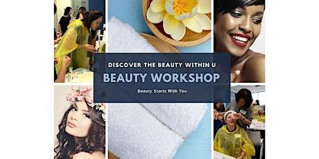Beauty Workshop tickets
