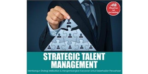 Public Training Strategic Talent Mangement