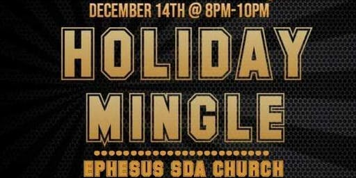 Holiday Mingle (Ages 21 and up)