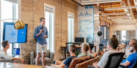 LET'S BRAINSTORM | Should Early-Stage Bootstrap or Seek VC Investment?  tickets