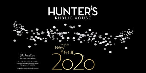 Hunter's NYE 2020