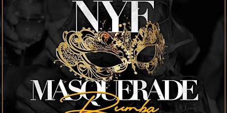 New Years Eve Masquerade Rumba tickets