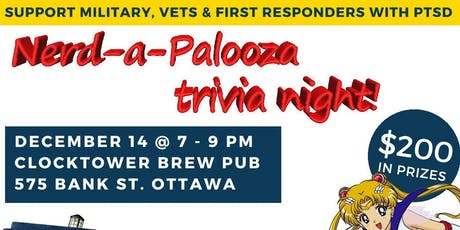 Nerd-a-Palooza Trivia Night tickets