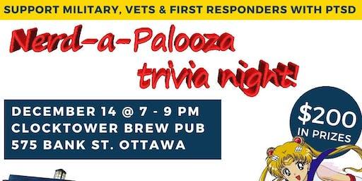 Nerd-a-Palooza Trivia Night