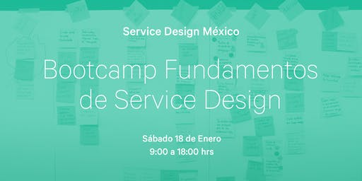 Bootcamp Fundamentos de Service Design