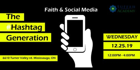 The #Hashtag Generation tickets