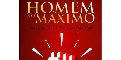 HOMEM AO MÁXIMO - CONG. CATEDRAL DA GRAÇA   DOMINGO - MANHÃ