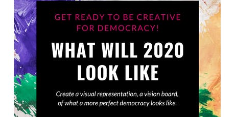 What's your Vision? Create it! tickets