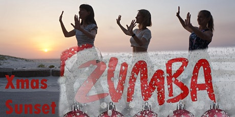 Xmas Zumba Advanced class at the Beach tickets