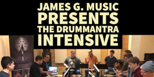 James G Music presents Rich Stitzel's DrumMantra Clinic & Intensive