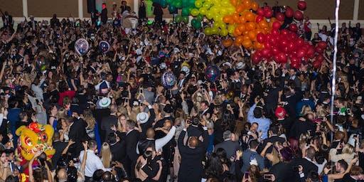 New Year's Eve International Gala at the Omni Shoreham Hotel